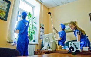Уборка помещений в Пушкино