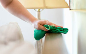 Уборка пыли в квартире и доме в Пушкино