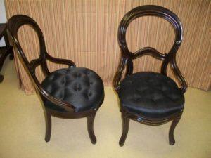 Реставрация стульев в Пушкино