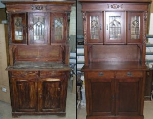 Реставрация мебели на дому в Пушкино недорого