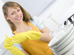 Мойка посуды на дому в Пушкино