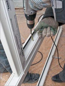 Восстановление геометрии окна недорого в Пушкино