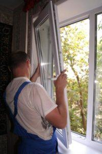 Замена створок пластиковых окон в Пушкино