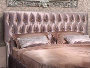 Перетяжка изголовья кровати в Пушкино