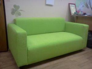 Замена поролона в диване в Пушкино